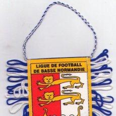 Coleccionismo deportivo: LIGUE DE FOOTBALL DE BASSE NORMANDIE ***FEDERATION FRANÇAISE DE FOOTBALL. Lote 143924666