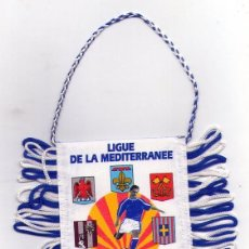 Coleccionismo deportivo: LIGUE DE LA MEDITERRANEE *** FEDERATION FRANÇAISE DE FOOTBALL. Lote 143925758
