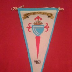 Coleccionismo deportivo: BANDERIN R.C. CELTA . Lote 147582062