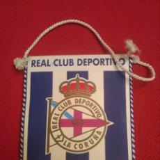 Coleccionismo deportivo: BANDERIN REAL CLUB DEPORTIVO DE LA CORUÑA. Lote 147583010