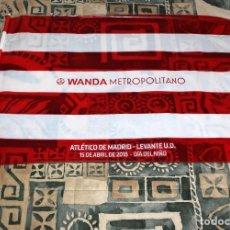 Coleccionismo deportivo: BANDERA DÍA DEL NIÑO - ATLÉTICO DE MADRID. Lote 149864690
