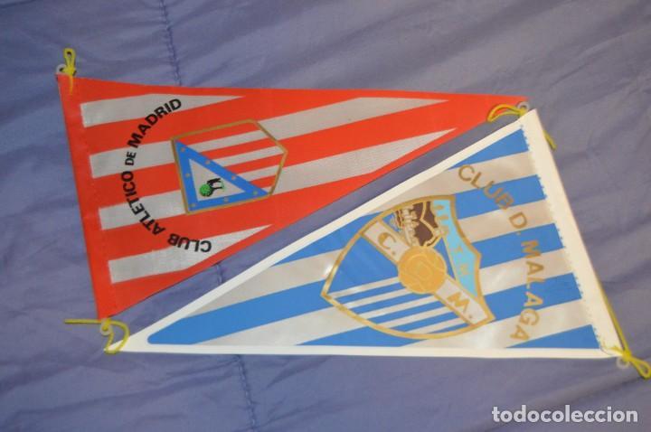 Coleccionismo deportivo: Vintage - LOTE DE 5 BANDERINES DE FÚTBOL - ANTIGUOS - VARIADOS - MIRA LAS FOTOS - ENVÍO 24H - Foto 4 - 150159706