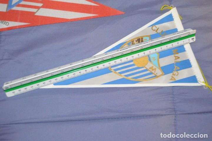 Coleccionismo deportivo: Vintage - LOTE DE 5 BANDERINES DE FÚTBOL - ANTIGUOS - VARIADOS - MIRA LAS FOTOS - ENVÍO 24H - Foto 6 - 150159706