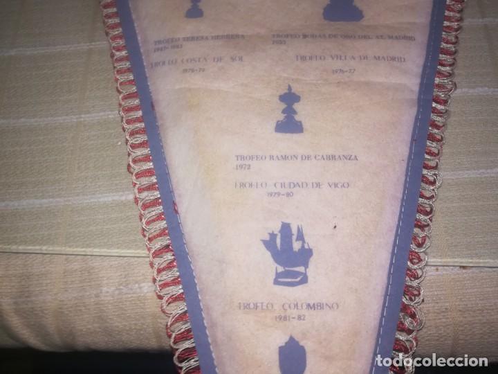 Coleccionismo deportivo: BANDERIN ATHLETIC CLUB DE BILBAO AÑOS 80 - MEDIDA 49 CM - Foto 5 - 150922774