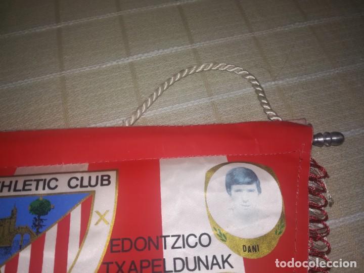 Coleccionismo deportivo: BANDERIN ATHLETIC CLUB DE BILBAO AÑOS 80 - MEDIDA 49 CM - Foto 13 - 150922774