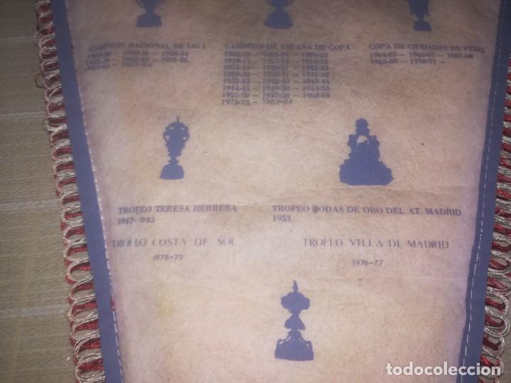 Coleccionismo deportivo: BANDERIN ATHLETIC CLUB DE BILBAO AÑOS 80 - MEDIDA 49 CM - Foto 15 - 150922774