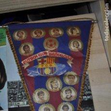Coleccionismo deportivo: BANDERIN F.C. BARCELONA 1980. MUY BONITO BANDERÍN.. Lote 151642798