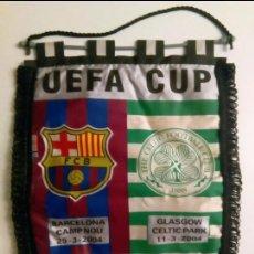 Coleccionismo deportivo: BANDERÍN FC BARCELONA. Lote 152293250