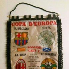 Coleccionismo deportivo: BANDERÍN FC BARCELONA. Lote 152293286