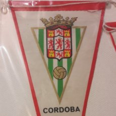 Coleccionismo deportivo: CORDOBA FUTBOL BANDERIN VINTAGE. Lote 152731326