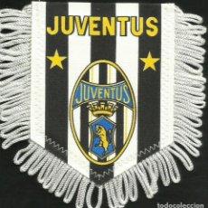 Coleccionismo deportivo: ANTIGUO BANDERIN DEL CLUB DE FUTBOL JUVENTUS DE ITALIA . Lote 155686878