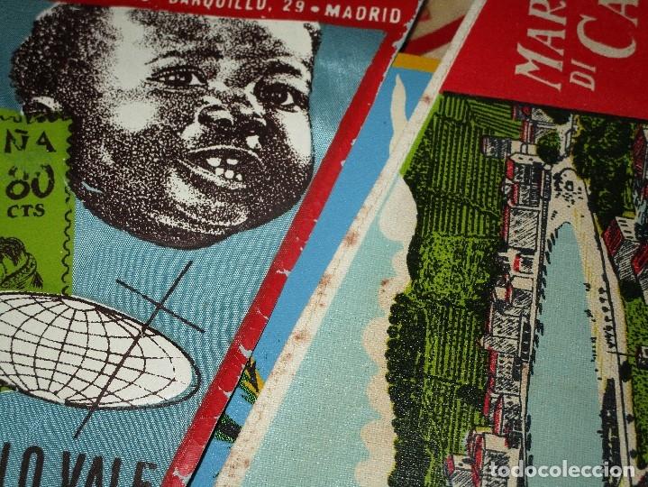 Coleccionismo deportivo: gran LOTE 30 BANDERINES VARIADOS ANTIGUOS CIUDADES ESPAÑA EUROPA DOMUND CANARIAS ALICANTE ETC - Foto 12 - 134900902
