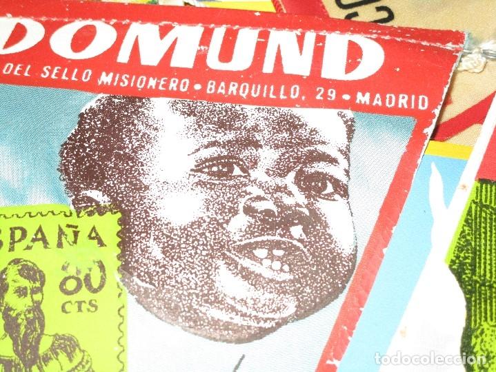 Coleccionismo deportivo: gran LOTE 30 BANDERINES VARIADOS ANTIGUOS CIUDADES ESPAÑA EUROPA DOMUND CANARIAS ALICANTE ETC - Foto 13 - 134900902