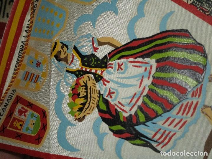 Coleccionismo deportivo: gran LOTE 30 BANDERINES VARIADOS ANTIGUOS CIUDADES ESPAÑA EUROPA DOMUND CANARIAS ALICANTE ETC - Foto 14 - 134900902