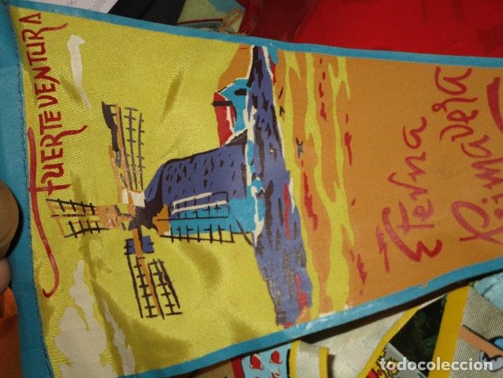 Coleccionismo deportivo: gran LOTE 30 BANDERINES VARIADOS ANTIGUOS CIUDADES ESPAÑA EUROPA DOMUND CANARIAS ALICANTE ETC - Foto 19 - 134900902