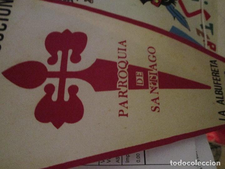 Coleccionismo deportivo: gran LOTE 30 BANDERINES VARIADOS ANTIGUOS CIUDADES ESPAÑA EUROPA DOMUND CANARIAS ALICANTE ETC - Foto 29 - 134900902
