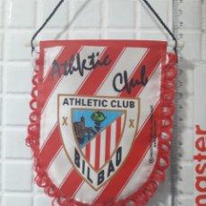 Coleccionismo deportivo: BANDERÍN ATHLETIC CLUB DE BILBAO AÑOS 80/90. Lote 156990686