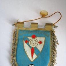 Coleccionismo deportivo: BANDERÍN FEDERACIÓN GALLEGA DE FÚTBOL.. Lote 157299082