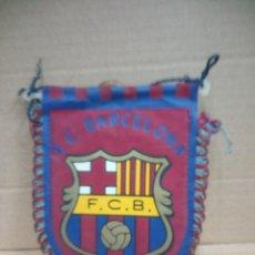 Collectionnisme sportif: F.C.BARCELONA -BANDERIN. Lote 160429722
