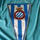 Coleccionismo deportivo: BANDERIN GRANDE R C DEPORTIVO ESPAÑOL ESPANYOL. Lote 160505026