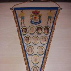 Coleccionismo deportivo: ANTIGUO BANDERÍN UD LAS PALMAS - AÑOS 60. Lote 161550994