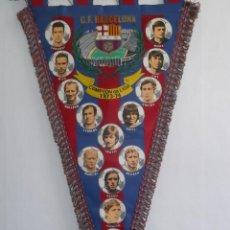 Coleccionismo deportivo: -C.F. BARCELONA - CAMPEON DE LIGA 1973 -74.JOHAN CRUYFF.. Lote 161748542