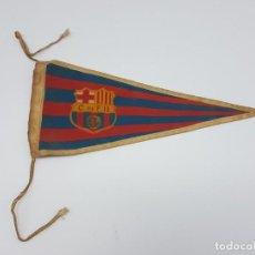 Coleccionismo deportivo: BANDERIN CLUB BARCELONA. Lote 162915690