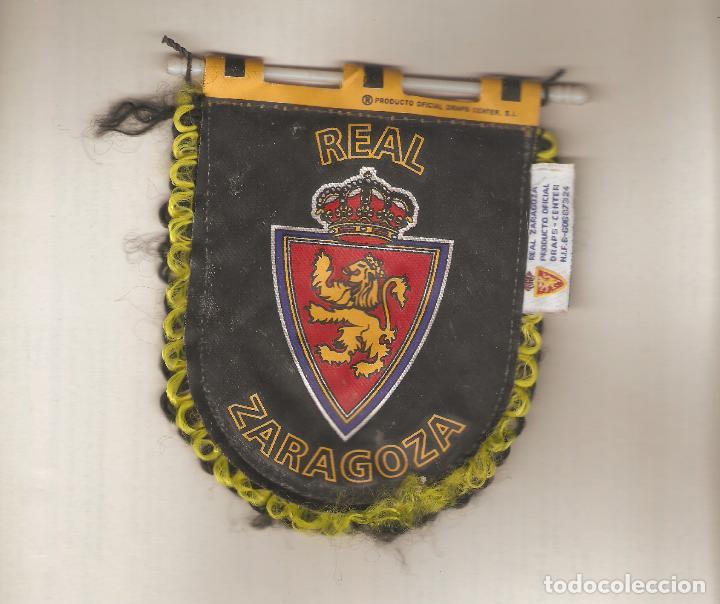 1 BANDERIN DEL ZARAGOZA (Coleccionismo Deportivo - Banderas y Banderines de Fútbol)