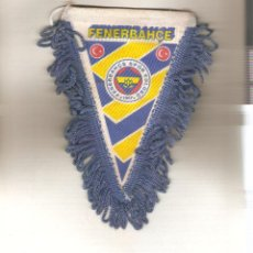 Coleccionismo deportivo: 1 BANDERIN DEL FENERBAHCA TURCO. Lote 166123934