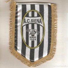 Coleccionismo deportivo: 1 BANDERIN DEL A.C.SIENA ITALIANO. Lote 166124394