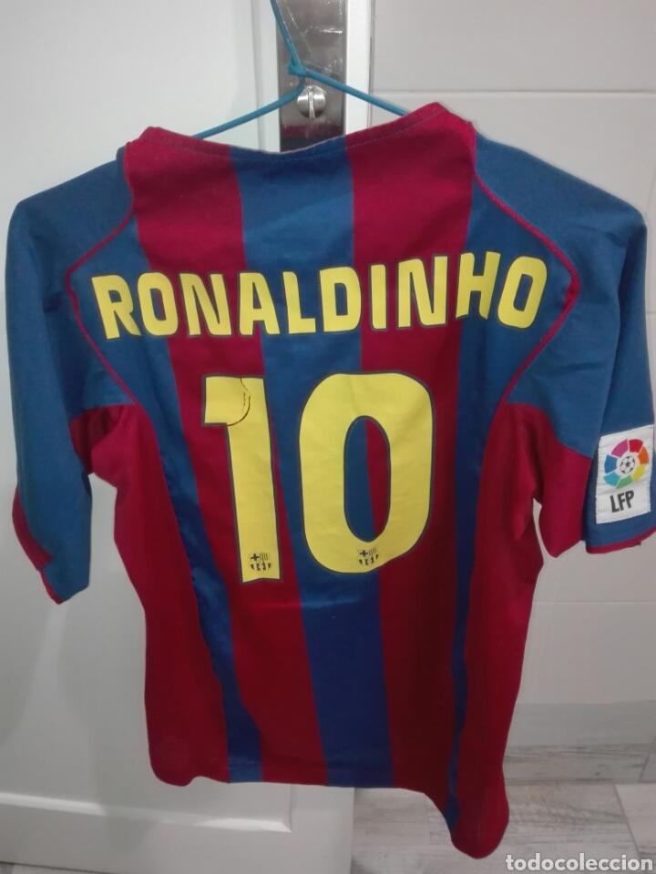 Coleccionismo deportivo: lote banderines banderas llaveros guantes boxeo camiseta larsson nº7 llaveros gorras fc barcelona - Foto 25 - 165610704