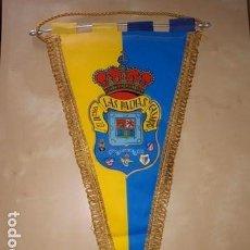 Coleccionismo deportivo: BANDERÍN UD LAS PALMAS PENNANT. Lote 171756724
