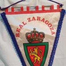 Coleccionismo deportivo: BANDERÍN REAL ZARAGOZA. Lote 172315294