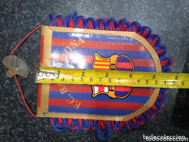 Coleccionismo deportivo: BANDERÍN FC FUTBOL CLUB BARCELONA - Foto 2 - 173152174