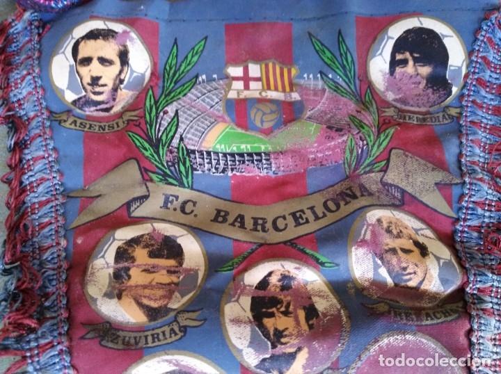 Coleccionismo deportivo: Antiguo banderín del F.C. Barcelona (Leer Descripción) - Foto 2 - 173811843
