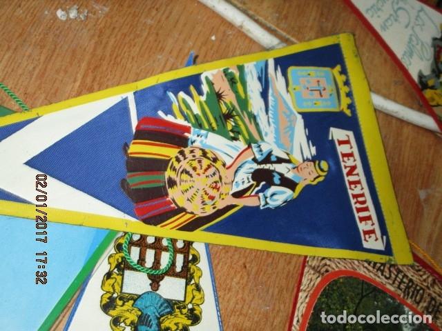Coleccionismo deportivo: gran LOTE 30 BANDERINES VARIADOS ANTIGUOS CIUDADES ESPAÑA EUROPA DOMUND CANARIAS ALICANTE ETC - Foto 33 - 134900902