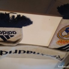Coleccionismo deportivo: G-KB43KB BUFANDA DE FUTBOL DEL REAL MADRID . Lote 175230434