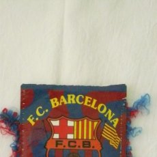 Coleccionismo deportivo: 1 BANDERIN DEL F.C.B. BARCELONA LUIS ENRIQUE. Lote 177740992