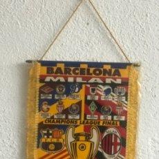 Coleccionismo deportivo: FC BARCELONA-AC MILAN FINAL COPA DE EUROPA 1994 JUGADA EN ATENAS. . Lote 178649066