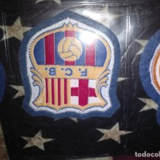 Coleccionismo deportivo: ESCUDO FIELTRO ( FC BARCELONA ). Lote 178729946