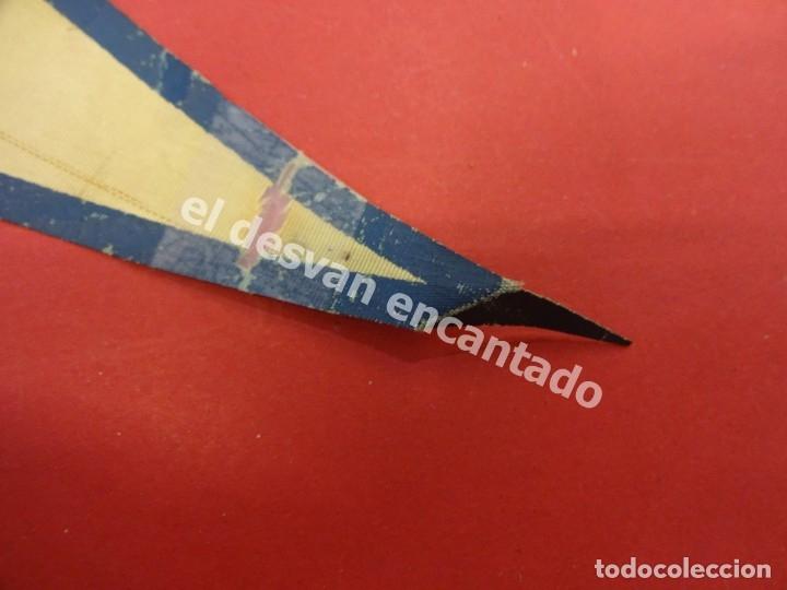 Coleccionismo deportivo: CHILE 1962. Banderín PELE o melhor do mundo. Con firma autógrafa del futbolista - Foto 5 - 178800417