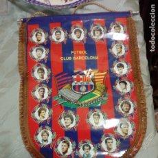 Coleccionismo deportivo: BANDERÍN FCBARCELONA 45 CM . Lote 179234947