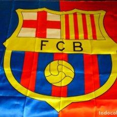 Coleccionismo deportivo: BANDERA FC BARCELONA. Lote 179960132