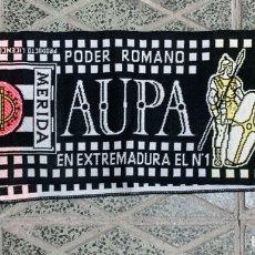 Coleccionismo deportivo: BUFANDA MERIDA C.P.. Lote 179962395