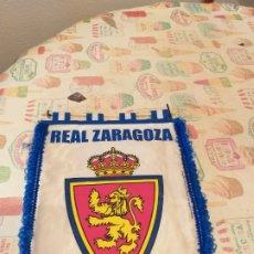 Coleccionismo deportivo: BANDERIN DEL REAL ZARAGOZA. Lote 181339326