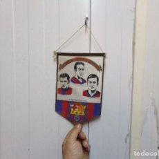 Coleccionismo deportivo: BANDERIN FUTBOL CLUB BARCELONA. Lote 183776545