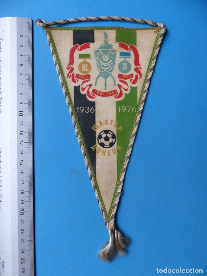 Coleccionismo deportivo: 29 BANDERINES DIFERENTS DE FUTBOL Y OLIMPIADAS - AÑOS 1960-1970 - VER FOTOS ADICIONALES - Foto 29 - 184512881
