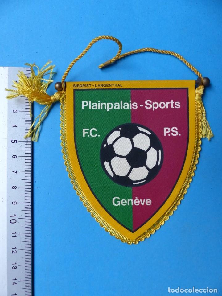Coleccionismo deportivo: 29 BANDERINES DIFERENTS DE FUTBOL Y OLIMPIADAS - AÑOS 1960-1970 - VER FOTOS ADICIONALES - Foto 41 - 184512881