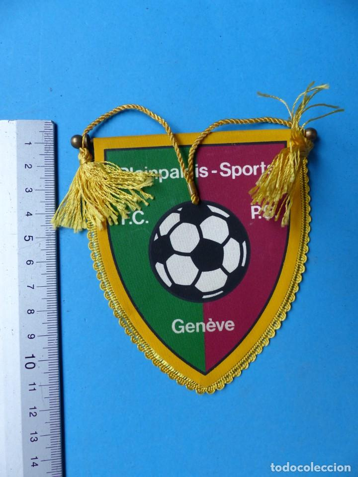 Coleccionismo deportivo: 29 BANDERINES DIFERENTS DE FUTBOL Y OLIMPIADAS - AÑOS 1960-1970 - VER FOTOS ADICIONALES - Foto 42 - 184512881