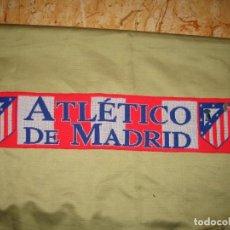 Coleccionismo deportivo: MINI BUFANDA DEL ATLETICO DE MADRID PARA EL COCHE. Lote 184654898